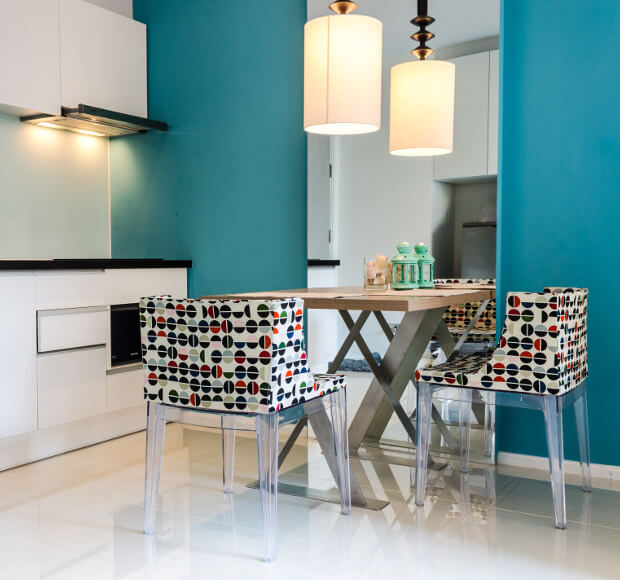 kitchen and dining, MySmallSpace US