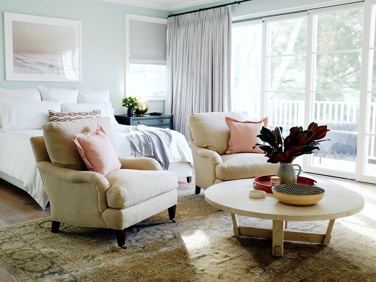 end of bed armchairs